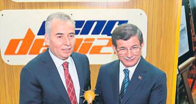 Başbakan'dan Denizli'ye büyük ödül
