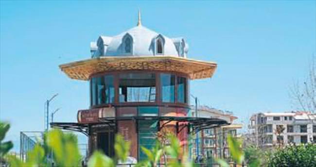 Manavgat'ta kültür hizmeti