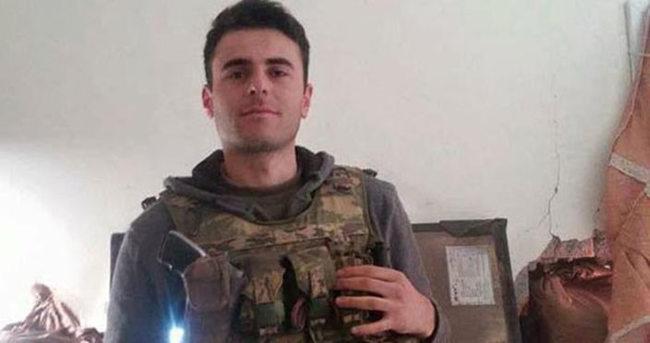 Şehit askerin son mesajı yürek yaktı