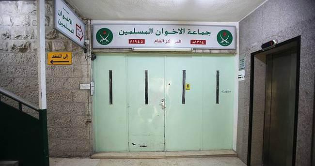 Ürdün'de Müslüman Kardeşler Teşkilatı ofisleri kapatıldı