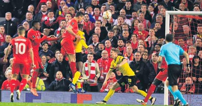 Liverpool'dan yeni bir destan