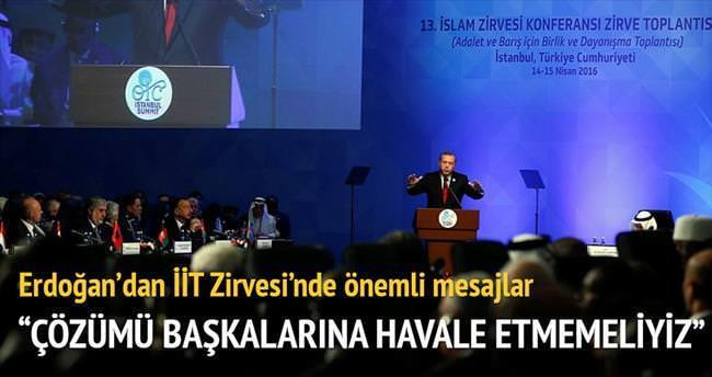 Teröristler İslam'ı temsil edemez