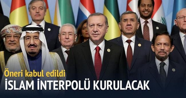 İslam İnterpolü kurulacak