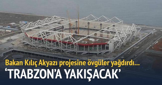 Trabzon'a yakışacak