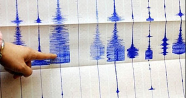 6,5 büyüklüğünde depremle sarsıldı