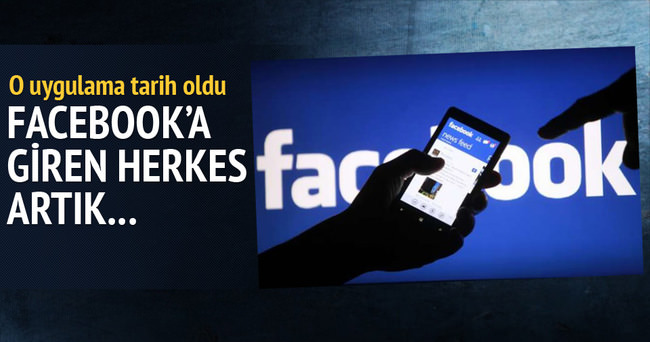 Facebook'ta kullanıcı adı ve şifre tarihe karışıyor