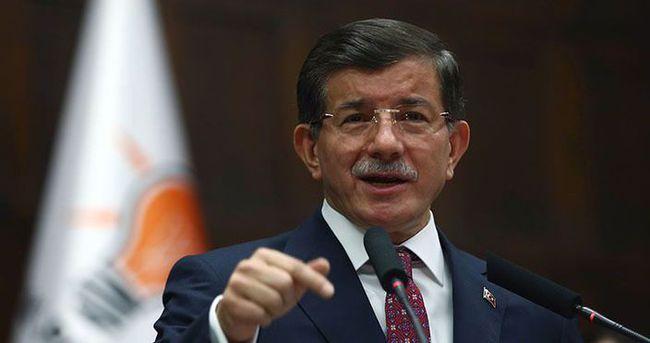 Başbakan Ahmet Davutoğlu'dan önemli açıklamalar