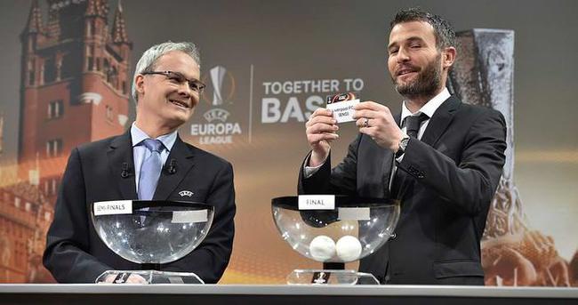 UEFA Avrupa Ligi yarı final kuraları çekildi