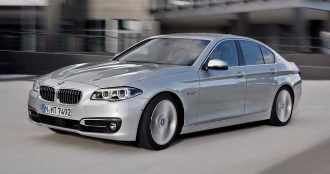 BMW 5 Serisi 2 milyonu devirdi