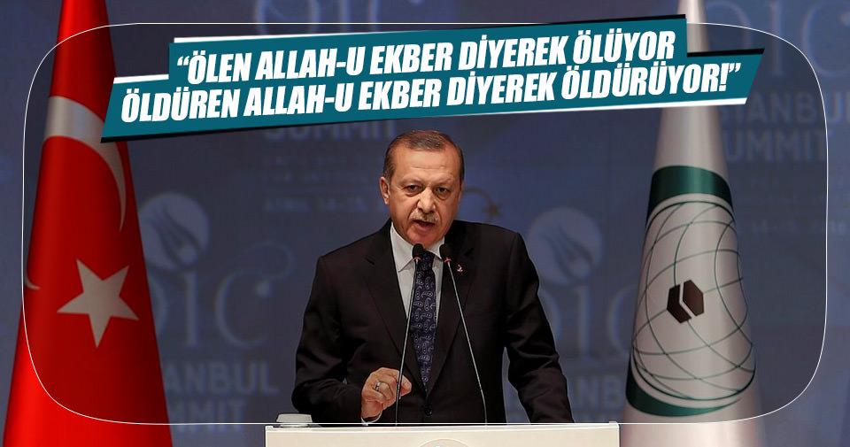 Erdoğan: Bu ne menem iştir!