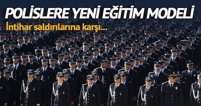 Polis teşkilatının tamamı eğitimden geçirilecek