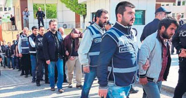 Dolandırıcılardan 23'ü tutuklandı