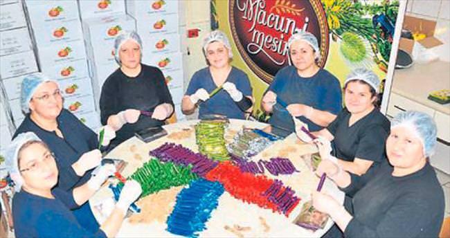 Manisa'da 5 ton mesir festivale hazır