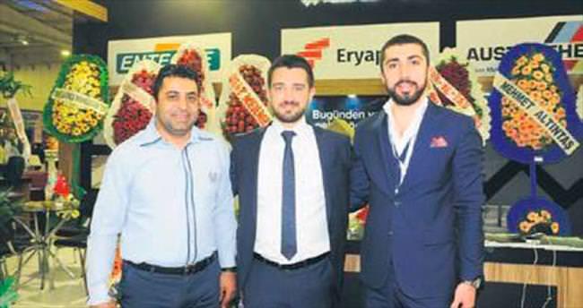Çamlıtepe Ticaret Bursa İnşaat 2016'ya damga vurdu