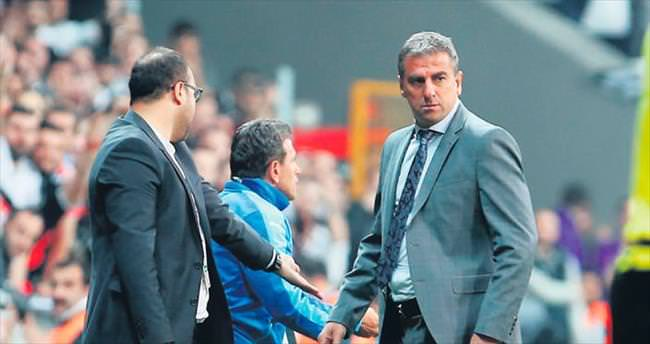PFDK'dan Hamzaoğlu'na şok ceza