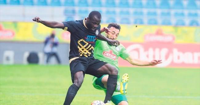 Osmanlı UEFA'da ısrarlı
