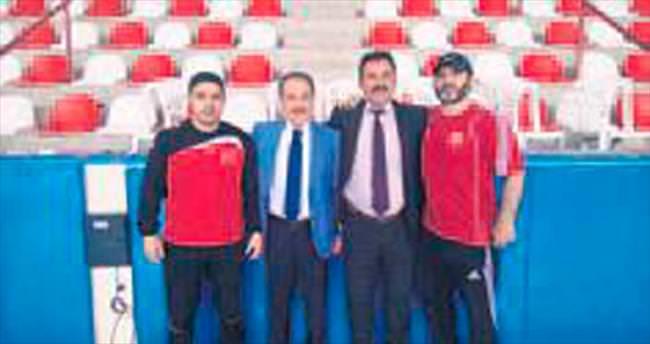 Elmadağ'dan olimpiyat yolculuğu başlıyor
