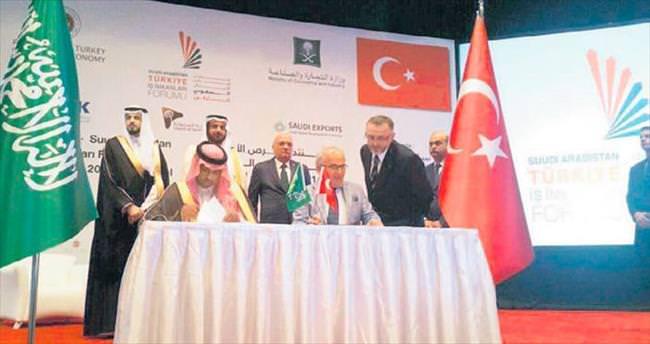 Beyttürk'ten Suud'larla 2 milyarlık yatırım