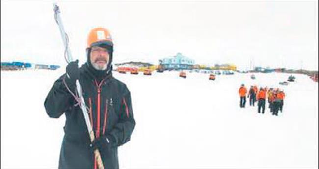 Türk bilim insanları Antarktika'dan döndü