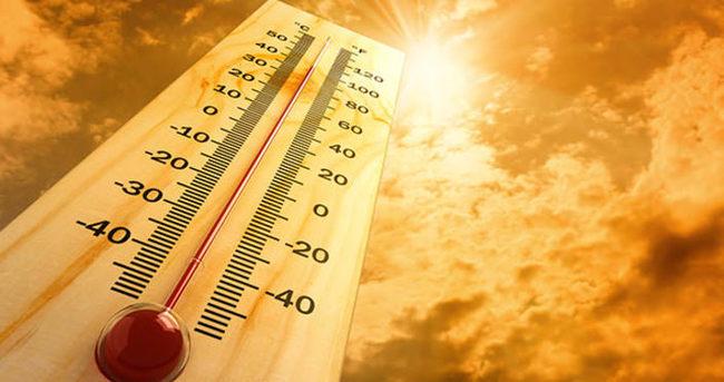 Mart ayında yeni sıcaklık rekoru