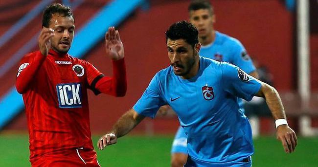 Gençlerbirliği - Trabzonspor 64. kez...