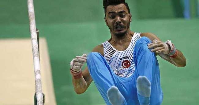 Cimnastikte tarihi başarı