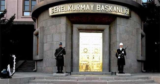 TSK: 15 terörist öldürüldü, 5 terörist teslim oldu