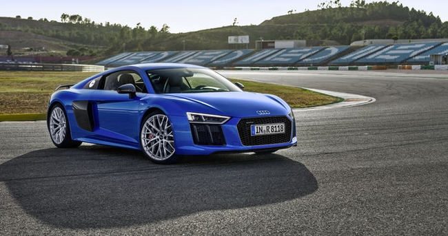Dünyanın en iyi performans otomobili Audi R8 Coupe