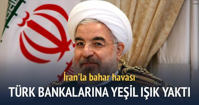 Ruhani: Türk bankaları İran'da şubeler açabilir