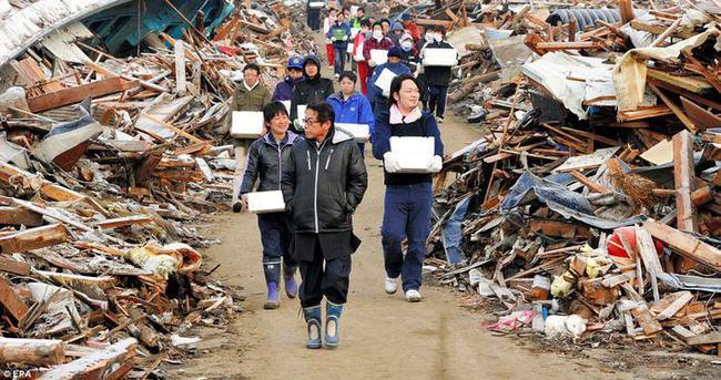 Japonya'daki depremler