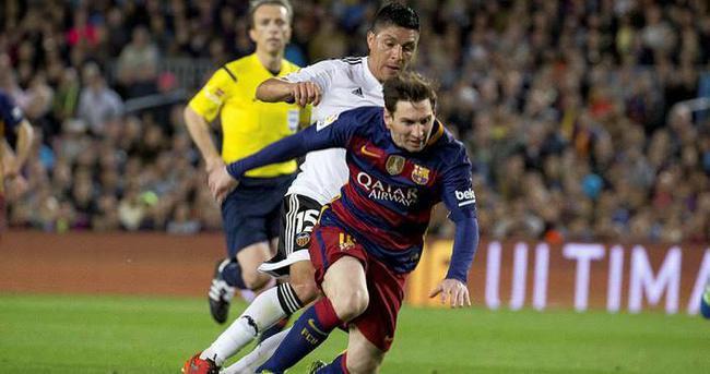 Barcelona avantaj kaybetti