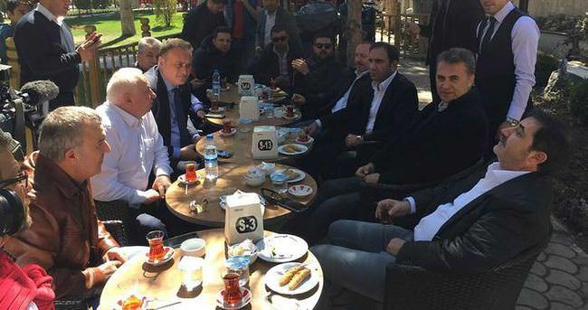 Sivasspor'dan Beşiktaş'a sert yanıt