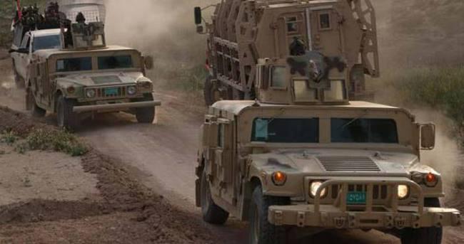 Irak'ta DAEŞ'in üst düzey sorumlusu ve iki yardımcısı öldürüldü