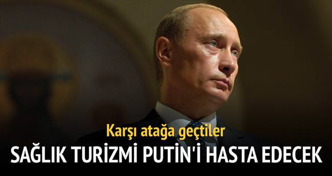 Bu proje Putin'i hasta edecek