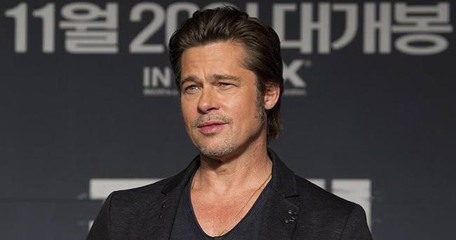 Brad Pitt'in yeni filminin çekimleri başladı