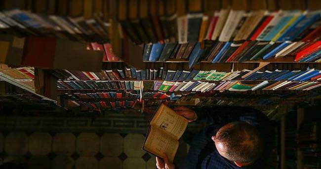 Türkiye'de geçen yıl yaklaşık 50 bin kitap yayımlandı