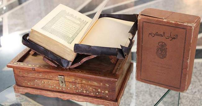 Japonya'da basılan ilk Kur'an-ı Kerim Tataristan'da