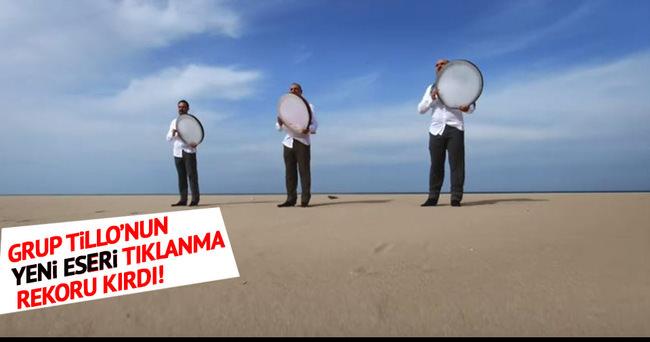 Grup Tillo'dan mülteci belgeseline şarkı desteği!
