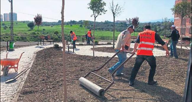 Yeni park yapılması sevinç yarattı