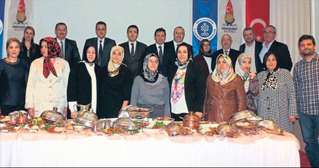 Kahramanmaraş'ta mumbar yarışması