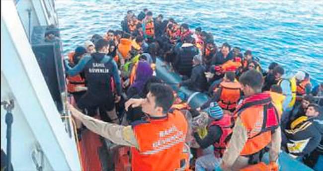 Göçmen kaçakçılığı zanlısı tutuklandı