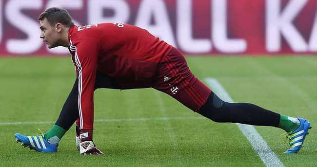 Neuer, 5 yıl daha Bayern Münih'te