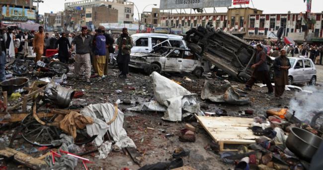 Afganistan'da ölü sayısı 64'e yükseldi
