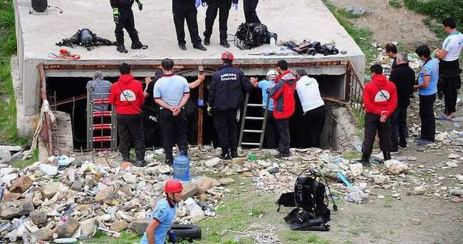 Ankara'daki kayıp çocuğun babası yakalandı