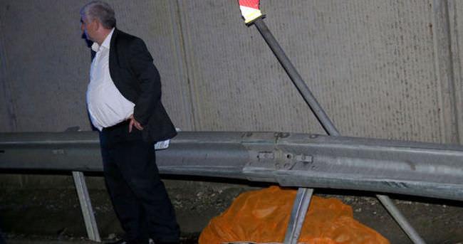 Yolcu otobüsünün çarptığı yaya hayatını kaybetti