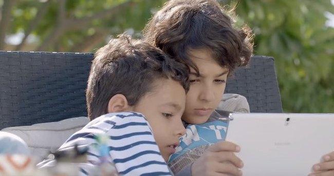 Samsung'tan çocukları koruyacak uygulama