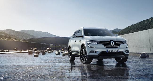 Renault, Yeni KOLEOS'un ilk gösterimini Pekin'de gerçekleştiriyor
