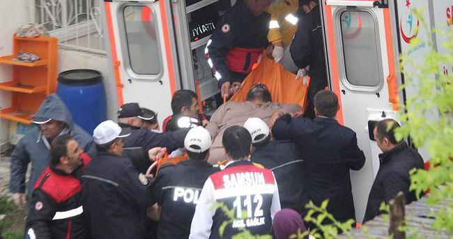 300 kiloluk cinsel istismar zanlısı ambulansla gözaltına alındı