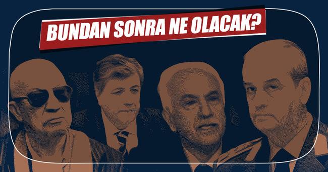 Yargıtay'ın gerekçeli kararı açıklandı! Ergenekon'da bundan sonra ne olacak?