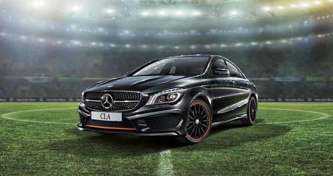 Mercedes-Benz, CLA 200 AMG Score Edition'ı görücüye çıkardı